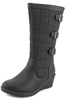 Rachel Northwest Round Toe Leather Boot.