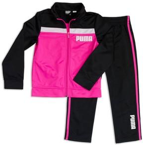 Puma Toddler Girl 2-pc. Track Pants & Jacket Set