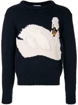 J.W.Anderson swan sweater