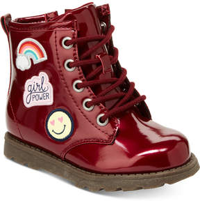 Carter's Aubrey Patches Boots, Toddler & Little Girls (4.5-3)
