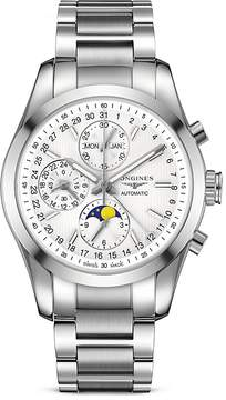 Longines Conquest Classic Chronograph, 42mm