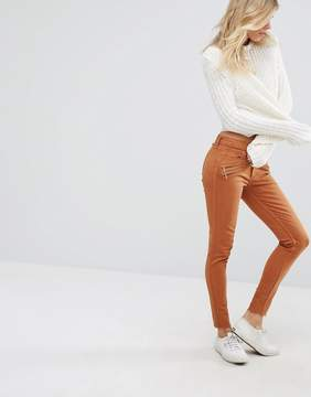 Abercrombie & Fitch Low Rise Skinny Chinos