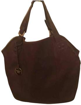 Patrizia Pepe Brown Leather Handbag