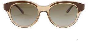 Stella McCartney Chestnut Retro Square 2046/13 Sunglasses