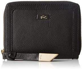 Foley + Corinna Square Cut Zip Around Wallet