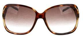 Christian Dior Madrague Oversize Sunglasses