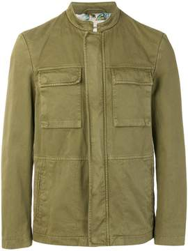 Etro embellished elephant military jacket