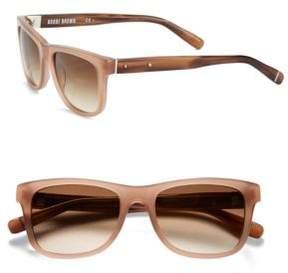 Bobbi Brown The Steve 52MM Square Sunglasses