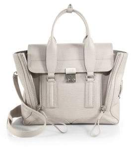 3.1 Phillip Lim Pashli Medium Leather Satchel