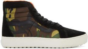 Vans Black London Undercover Edition SK8-Hi MTE Cup LX Sneakers