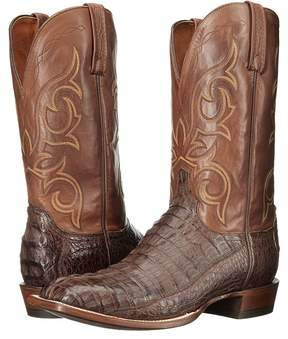 Lucchese Mission Cowboy Boots