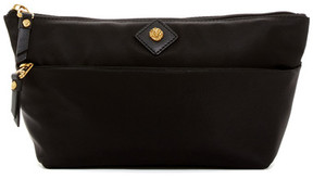 Anne Klein Nylon Carryall Cosmetic Case