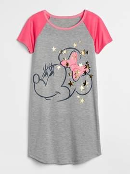 Gap GapKids | Disney Minnie Mouse PJ Dress