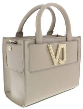 Versace EE1VRBBC8 Beige Satchel