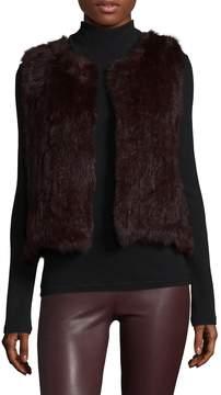 525 America Women's Rabbit Fur Vest