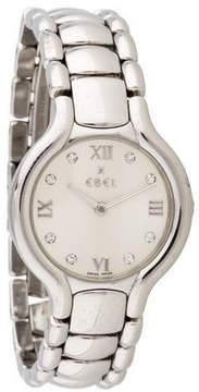 Ebel Diamond Beluga Watch