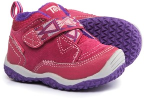 Teva Natoma Sneakers - Suede, Fleece Lined (For Infant and Toddler Girls)