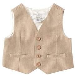Chicco Boys' Herringbone Vest.