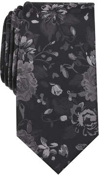 Bar III Men's Abernathy Floral Skinny Tie, Created for Macy's
