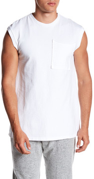 Drifter Pocket Front Tank Top