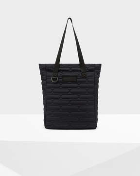 Hunter Quilted Tote Bag