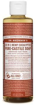 Dr. Bronner's Eucalyptus Pure-Castile Liquid Soap - 8oz