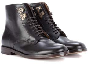 A.P.C. Frances leather boots