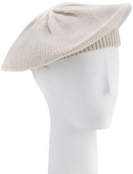 Portolano Knit Cashmere Beret