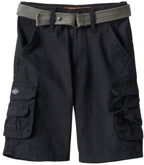 Lee Boys 4-7x Cargo Shorts with Belt