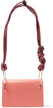 Roksanda - Dia Leather Shoulder Bag - Blush