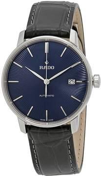 Rado Coupole Classic L Automatic Blue Dial Men's Watch