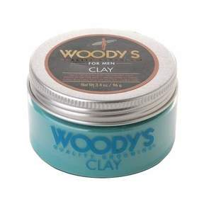 Woody's Clay Matte Finish with Firm Flexible Hold