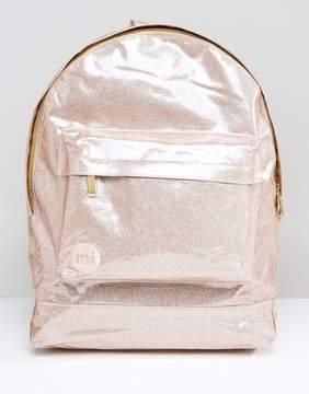 Mi-Pac Classic Backpack in Champagne Glitter