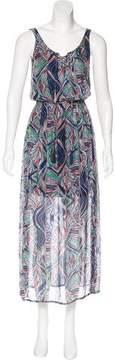 Ella Moss Silk Maxi Dress
