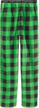 Calvin Klein Plush Printed Pajama Pants, Little Boys (4-7) & Big Boys (8-20)