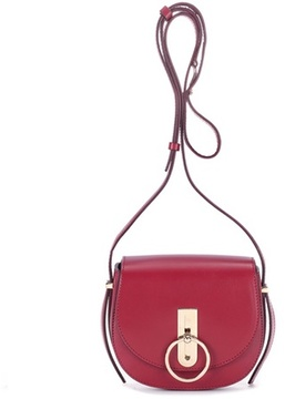 Nina Ricci Compas leather shoulder bag