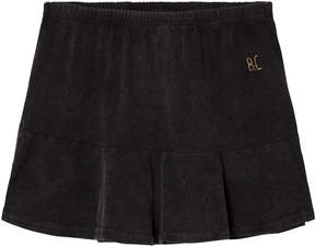 Bobo Choses Black Jersey Skirt