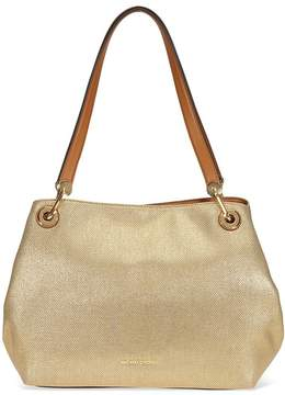 Michael Kors Large Raven Tote- Metallic Gold - ONE COLOR - STYLE