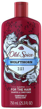 Old Spice 2 in 1 Shampoo & Conditioner Wolfthorn