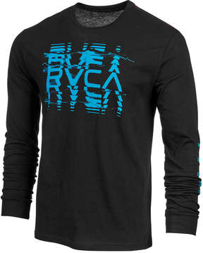 RVCA Men's Big Torn Long-Sleeve T-Shirt