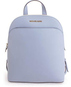 Michael Kors Pale Blue Emmy Leather Backpack - PALE - STYLE