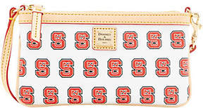 Dooney & Bourke NCAA NC State University SlimWristlet - ONE COLOR - STYLE