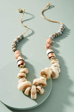 Anthropologie Beach Day Necklace