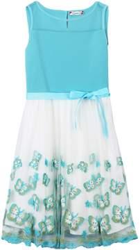 Speechless Girls 7-16 & Plus Size Butterfly Hem Dress