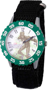 Marvel Guardian Of The Galaxy Boys Black Strap Watch-Wma000133