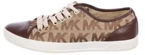 Michael Kors Michael City Monogram Sneakers