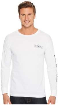 O'Neill Team Long Sleeve Screen Tee Men's T Shirt