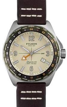 Filson Journeyman GMT Watch