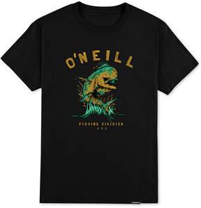 O'Neill Men's Free Spirit Logo-Print T-Shirt
