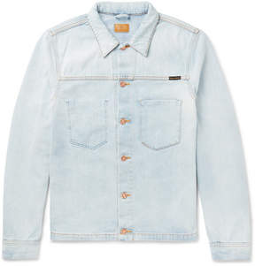 Nudie Jeans Ronny Washed Organic Denim Jacket
